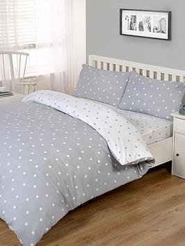 brushed-cotton-printed-spot-duvet-cover-set