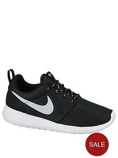 nike-roshe-one-fashion-shoes-blackwhitenbsp