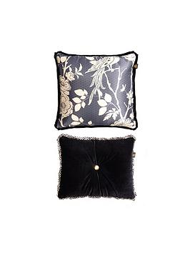 Laurence Llewelyn-Bowen Laurence Llewelyn-Bowen Royal Rose Garden Cushions  ... Picture