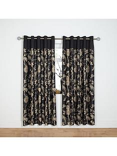 laurence-llewelyn-bowen-royal-rose-garden-lined-eyelet-curtains