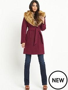 south-oversized-faux-fur-wrap-coat