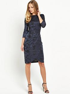 french-connection-stable-jacquard-dress
