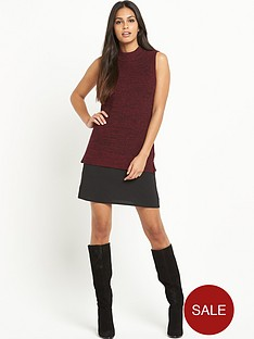 french-connection-hendy-knitted-dress