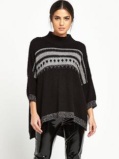 french-connection-french-connection-twinkle-fairisle-knit-jumper