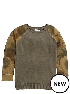 name-it-name-it-camo-knit-top