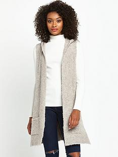 south-wool-blend-bouclenbspgiletnbsp