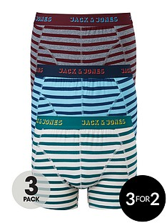 jack-jones-striped-mens-trunks-3-pack