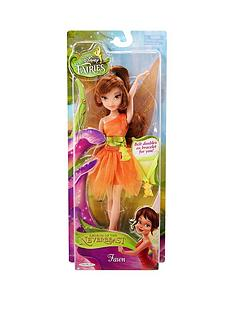 disney-fairies-disney-fairies-9inch-legend-of-neverbeast-fawn-with-neverbeast-charm