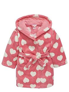 ladybird-girls-cat-fleece-robe-with-3d-ears-to-hood