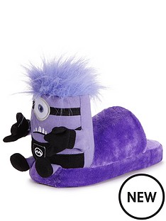 despicable-me-stompeeznbspdespicable-me-evil-minion-slippers