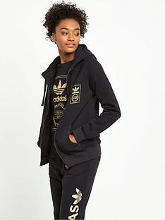 adidas-originals-le-gold-full-zip-hooded-top