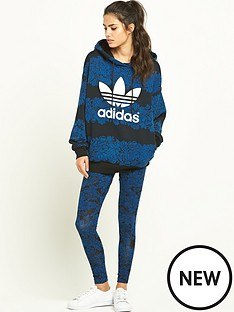 adidas-originals-floral-hooded-top