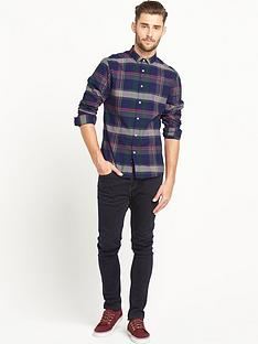goodsouls-long-sleeve-mens-check-shirt-multi
