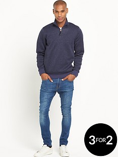 goodsouls-goodsouls-half-zip-mens-sweatshirt
