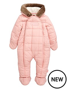 puffa-baby-girls-puffa-faux-fur-snowsuit-blossom