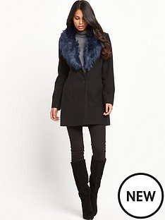 vero-moda-oversized-faux-fur-collar-coat