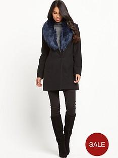 vero-moda-oversized-faux-fur-collar-coat