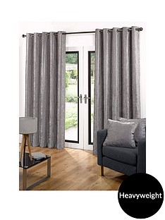 luxe-collection-luxury-soft-velour-eyelet-curtains