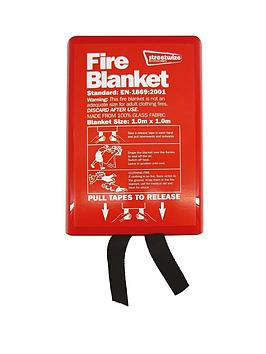 Streetwize Accessories Streetwize Accessories Fire Blanket Picture