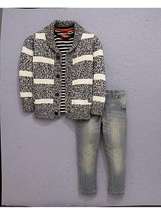 ladybird-boys-stripe-cardigan-t-shirt-amp-jeans-set-3-piece