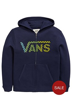 vans-vans-youth-boys-classic-checker-fz-hoody