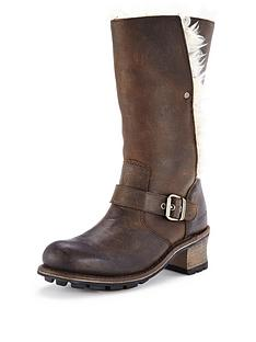 cat-anna-faux-fur-leather-calf-boot
