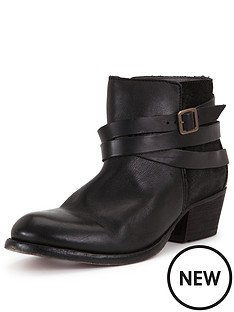 h-by-hudson-horrigan-black-leather-buckle-ankle-boot