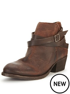 h-by-hudson-h-by-hudson-horrigan-tan-leather-buckle-ankle-boot