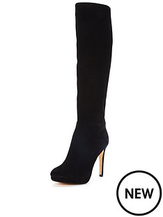 dune-skyler-suede-heeled-knee-boot