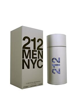 Carolina Herrera Carolina Herrera 212 Men 100Ml Edt Picture