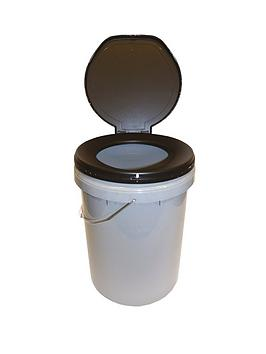 Streetwize Accessories Streetwize Accessories Portable Bucket Toilet Picture