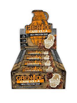 GRENADE Grenade Carb Killa 12X60G Bars Caramel Picture