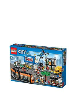 Lego City City Square 60097