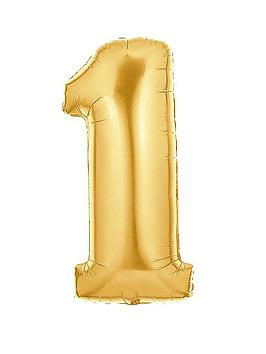 40-inch-gold-number-balloon