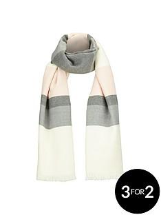 multi-stripe-blanket-scarf
