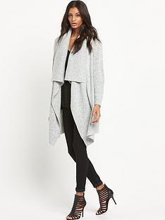 oasis-drape-tweed-cardigan