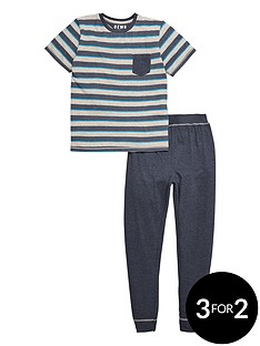 demo-boys-stripe-pyjamas-set