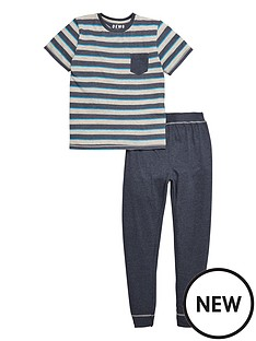 demo-stripe-pyjama-set