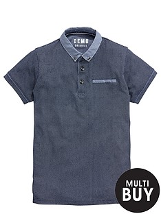 demo-short-sleeve-check-collar-polo
