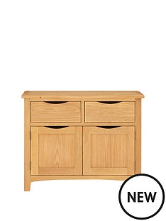 winsford-solid-oak-compact-sideboard