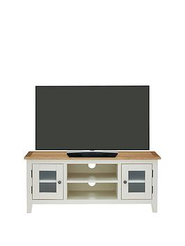 Luxe Collection  Chelsea Painted Ready Assembled Tv Unit  Holds Up To 50 Inch Tv