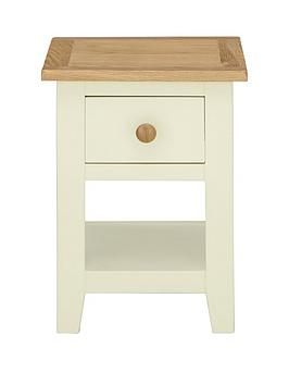 Luxe Collection  London Painted Lamp Table