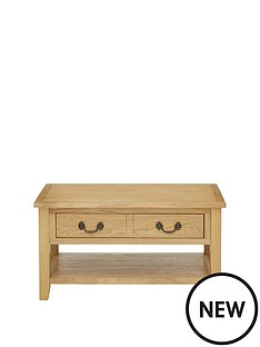 london-solid-oak-coffee-table