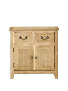 london-oak-ready-assembled-compact-sideboard