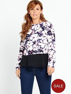 coleen-coleen-rooney-flower-print-blouse