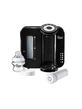Tommee Tippee Tommee Tippee Closer To Nature Black Perfect Prep Machine