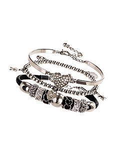 lipsy-charm-bracelet-set