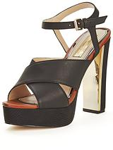 Miss Selfridge Platform Sandals
