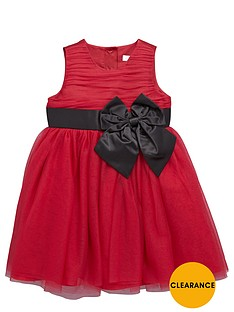 ladybird-girls-tutu-occasion-dress-with-large-satin-bow-1-12-years