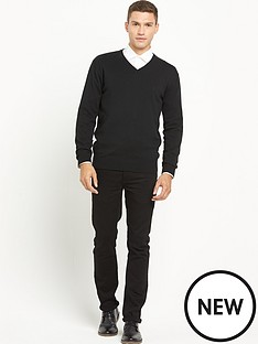 french-connection-french-connection-v-neck-jumper
